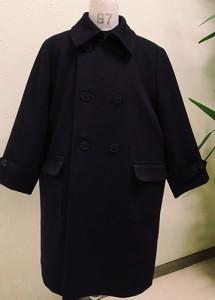 子供服 半コート(制服用も可能) プライス生地で変動あります。お問い合わせください。